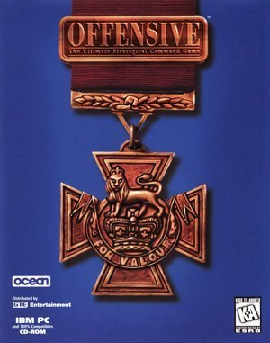 Offensive DOS front cover