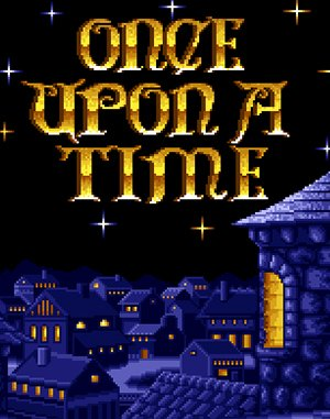 Once Upon a Time: Baba Yaga DOS front cover