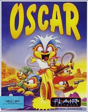 Oscar DOS front cover