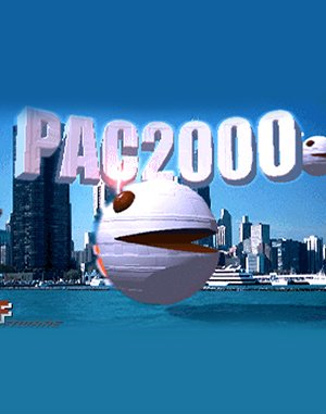 PAC 2000 DOS front cover