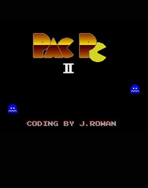 Pac PC II DOS front cover