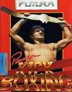 Panza Kick Boxing DOS front cover