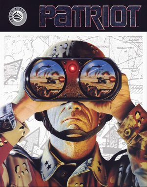 Patriot DOS front cover