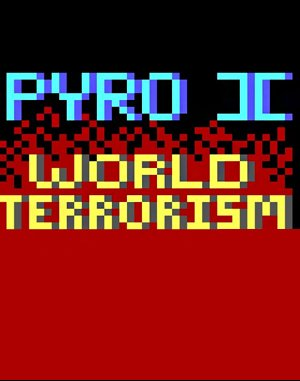 Pyro II DOS front cover