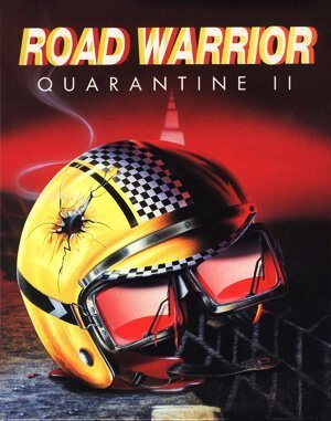 Quarantine 2 – Road Warrior DOS front cover