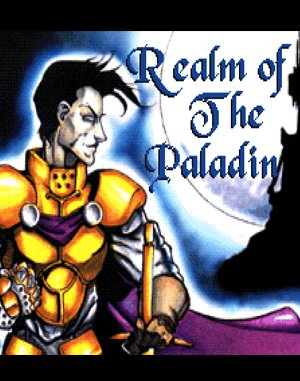 Realm of the Paladin: Deception's Plague DOS front cover
