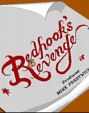 Redhook's Revenge DOS front cover
