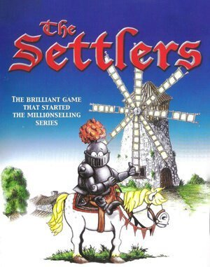 The Settlers DOS front cover