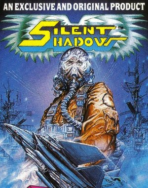 Silent Shadow DOS front cover