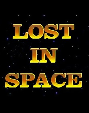 Skunny: Lost in Space DOS front cover