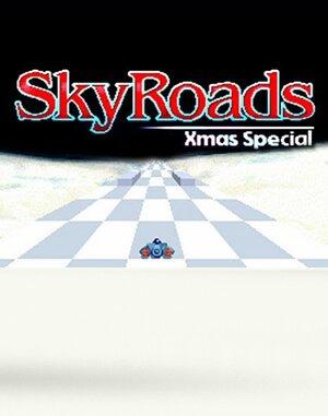 SkyRoads: Xmas Special DOS front cover