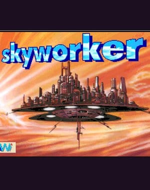 Skyworker DOS front cover