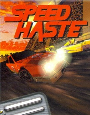 Speed Haste DOS front cover