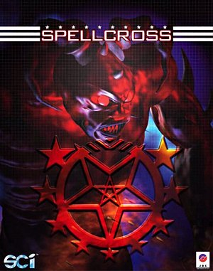 Spellcross: The Last Battle DOS front cover