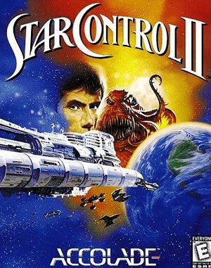 Star Control II DOS front cover