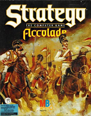 Stratego DOS front cover