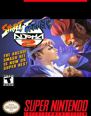 Street Fighter Alpha 2 Play Game Online