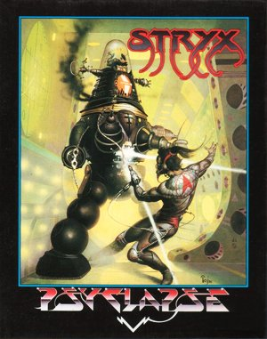 Stryx DOS front cover