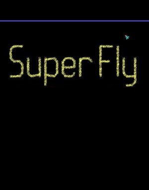 SuperFly DOS front cover