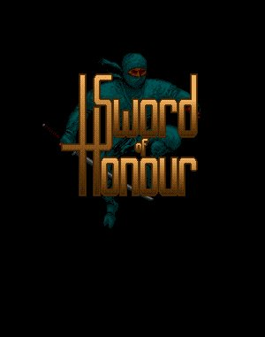 Sword of Honour DOS front cover