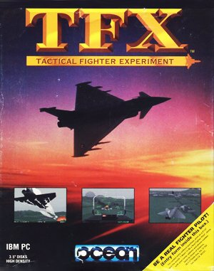 TFX DOS front cover