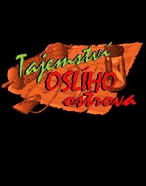 Tajemství Oslího Ostrova DOS front cover