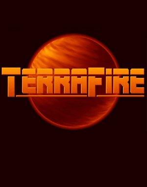 TerraFire DOS front cover