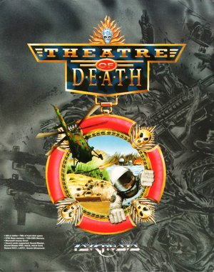 Theatre of Death DOS front cover