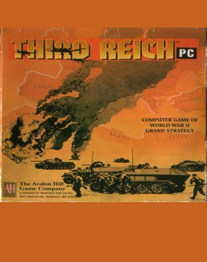 Third Reich DOS front cover