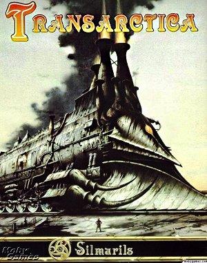 Transarctica DOS front cover