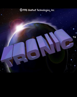 Tronic DOS front cover
