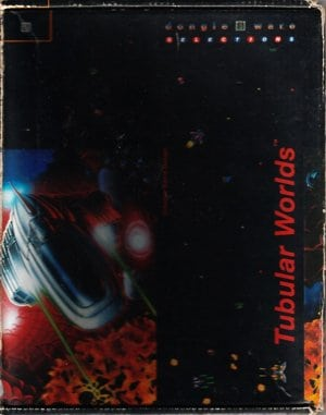 Tubular Worlds DOS front cover