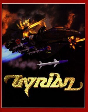 Tyrian DOS front cover