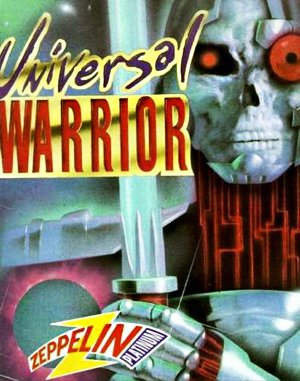 Universal Warrior DOS front cover
