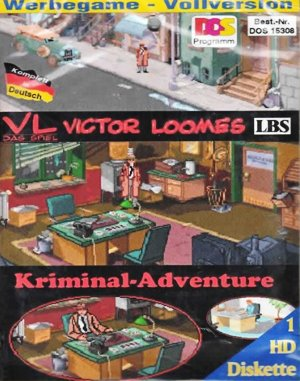 Victor Loomes DOS front cover