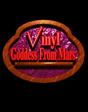 Vinyl Goddess from Mars DOS front cover