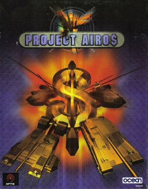 War Inc. DOS front cover