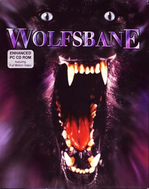 Wolfsbane DOS front cover