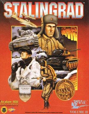 World at War: Stalingrad DOS front cover