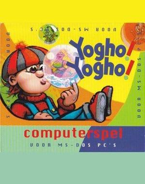 Yogho! Yogho! spel DOS front cover