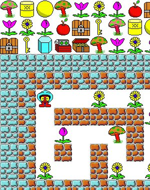 Play Puzzle-solving DOS games online