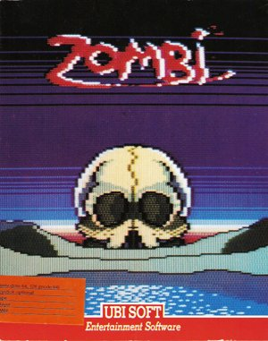 Zombi DOS front cover
