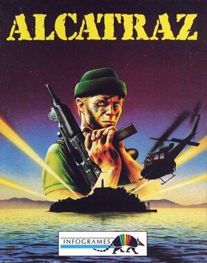 Alcatraz DOS front cover
