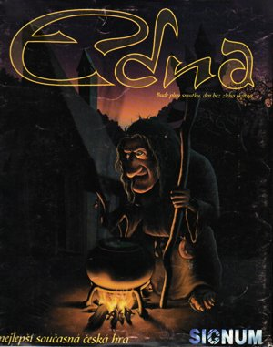 Edna DOS front cover