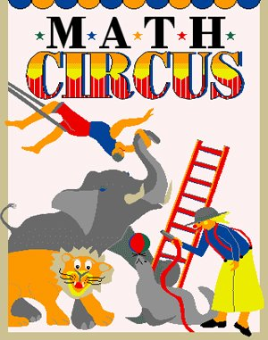 M*A*T*H*S Circus DOS front cover