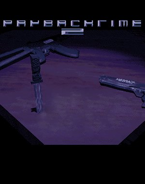 PaybackTime 2 DOS front cover