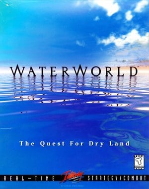 WaterWorld DOS front cover