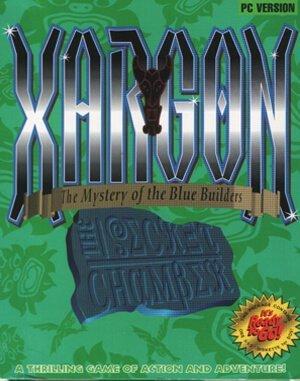 Xargon DOS front cover