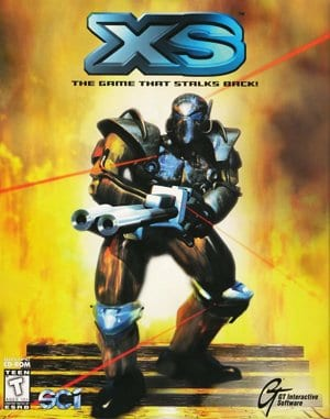 XS: Shield Up, Fight Back DOS front cover