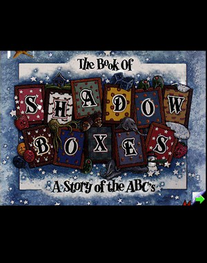 The Book of Shadowboxes WINDOWS front cover